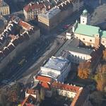 Warsaw: Krakowskie Przedmiescie St and St Anne's Church