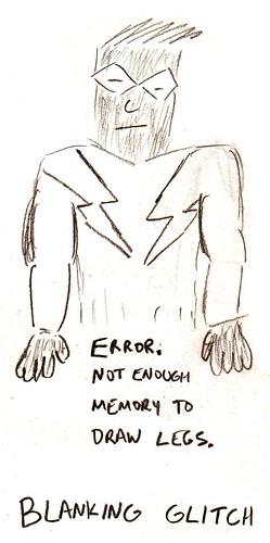 36 Cartoons - 001 - Blanking Glitch