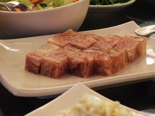 鎮江肴凍肉