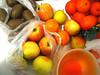 frutta pronta per la centrifuga