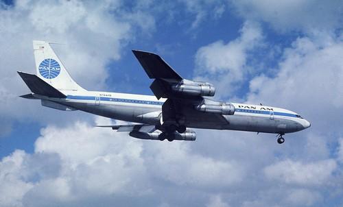 Pan Am 707