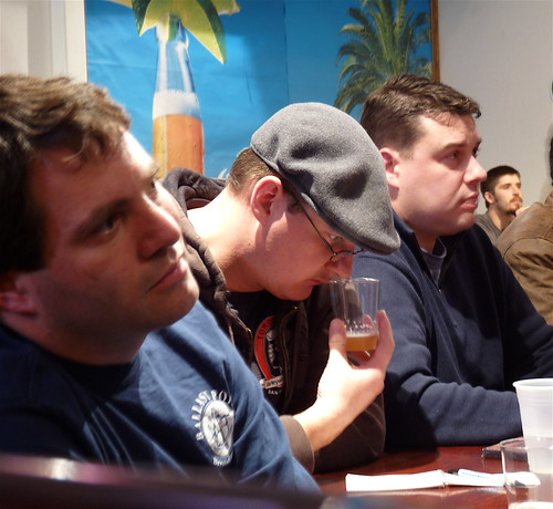 "Into the Beer-""Beer Judging 101"" Class During SF Beer Week"