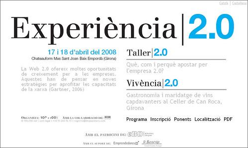 Experiència 2.0