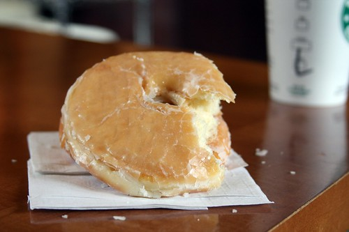 Regular glazed heaven from SK Donuts
