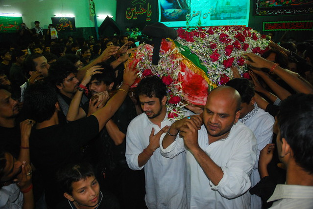 Taboot of Imam Hassan at Zainabia 28 Safar Revisited in Absentia