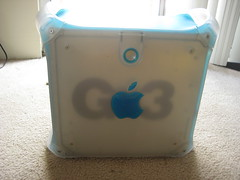 PowerMac G3 side