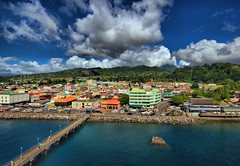 A Morning in Dominica (Jeff Clow) Tags: travel port island harbor raw searchthebest caribbean dominica 1exp jeffrclow