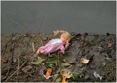 Between Life and Death (Sibirski) Tags: doll muddywaters nantong jiangsuprovince 南通 betweenlifeanddeath oneandahalfsibirskipunk russianunderground readytocrossthestyx सिबीर्स्की साइबेरियाई