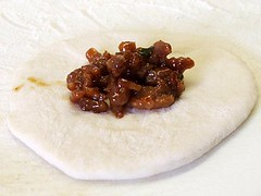BBQ Pork Steam Bun - Ready to Seal