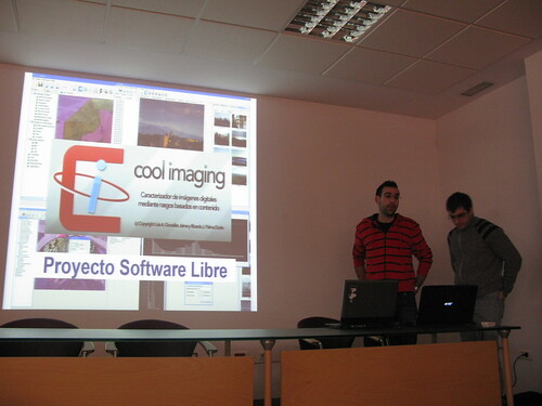 Cool Imaging Project: Ricardo & Luis