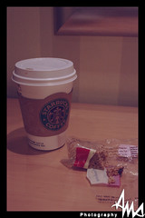 ..   (A.M.A's ||~) Tags: coffee cake starbucks ama qatar