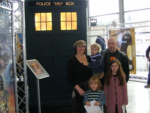 The Miffy's and The TARDIS