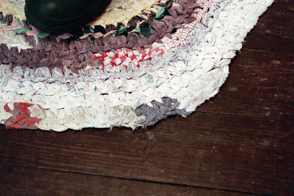 Grandma's Rag Rug