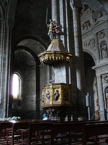 Púlpito de la Epístola