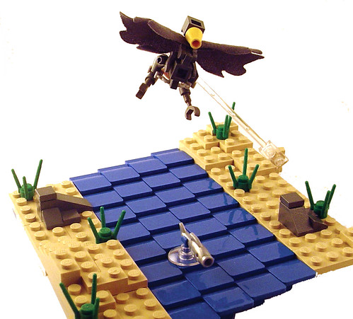 LEGO bird of prey