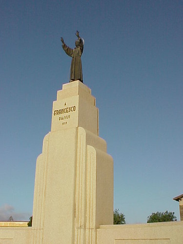 St Francis of Assisi Monument, Asmara