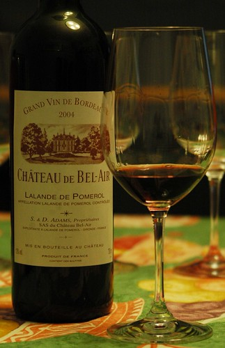 2004 Chateau de Bel-Air