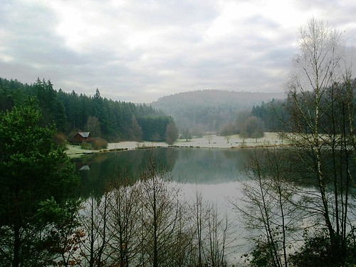 Stausee Marbach-Odenwald