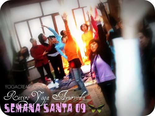 Retiro Yoga Seamana Santa 09-22