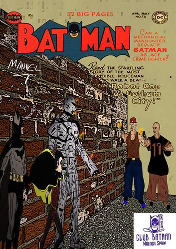 Portada Batman 070 Con Logos