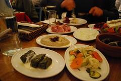 food vegetables greek restaurant eggplant leg melbourne lamb aubergine taverna pickled meze smoked lygonstreet arni dolmades brunswickeast hellenicrepublic melitzanosalata toursi georgecalombaris kapnisto