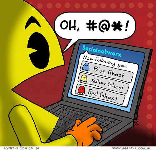 Pacman on twitter / scott_hampson