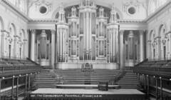 Grand organ, Town Hall, Sydney, between 1928-1932 / Samuel Wood