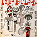 "Rolly Crump ""Pete's Poop Deck"" poster"