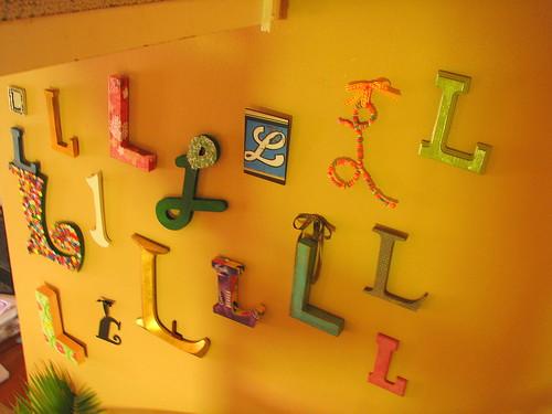 my L's
