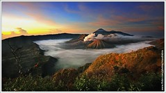 The Three Musketeer (myudistira) Tags: morning bali panorama sunrise work photographer culture made 2009 bromo freelance adat budaya balinese fotografer unik eastjava yudis penanjakan baliview baliphotographer yudistira myudistira madeyudistira yudist