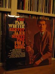 『The Paul Winter Sextet  /  Jazz Meets The Folk Song』