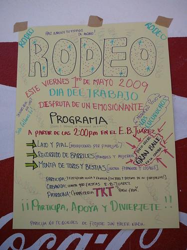 Demasiada ¨ Emosión¨ , los toros y bestias para nosotros, seguimos pedaleando hasta el próximo pueblo !