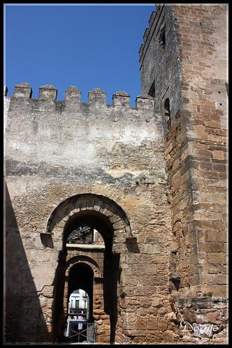 Arco del Alcázar Puerta de Sevilla