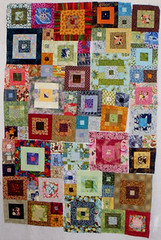 scrap again (Peg at Ivy Arts) Tags: quiltblocks scrapquilt nothingbutscraps