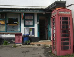 Village shop and sub-post office