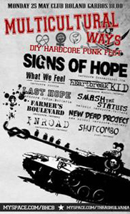 DIY Hardcore Punk Fest