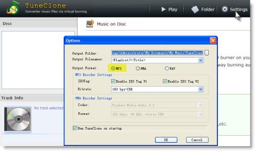 put itunes m4p music to windows media player