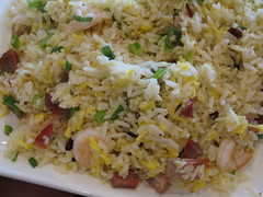 wan lai - young chow fried rice