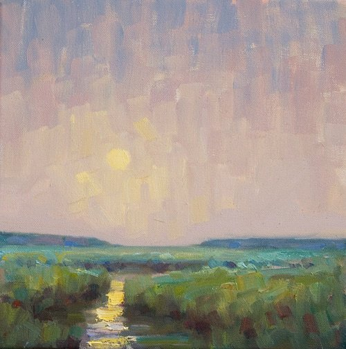 Steve Allrich: Strawberry Moon