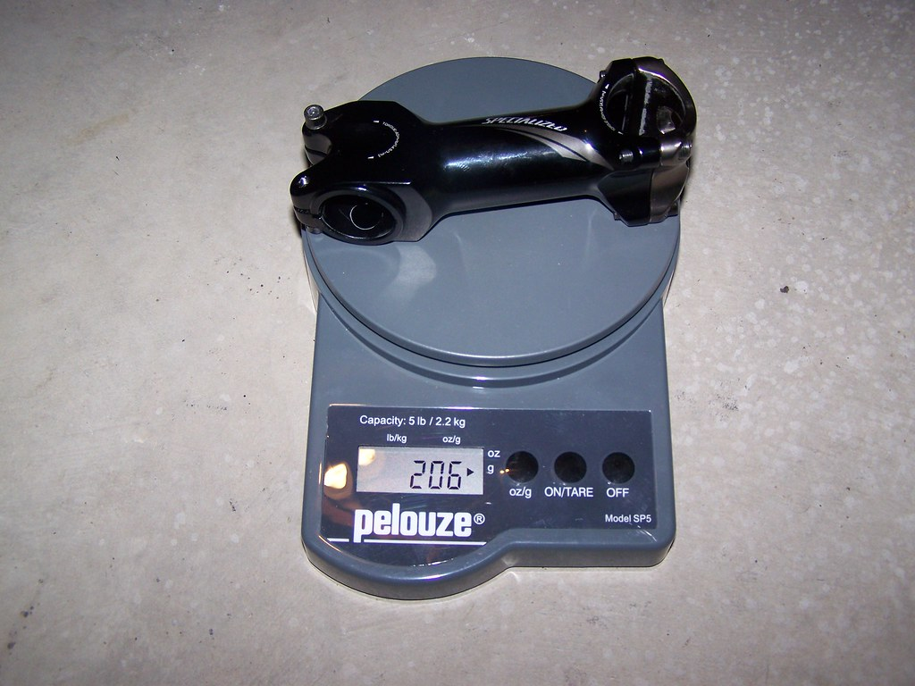 Specialized Stem Weight