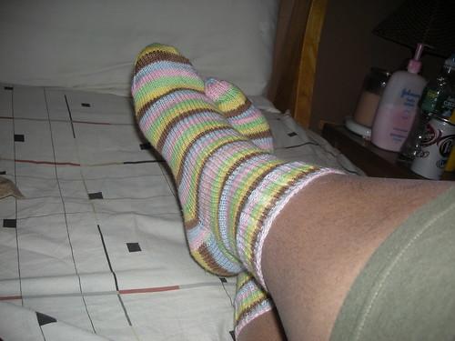 Gelato socks 001