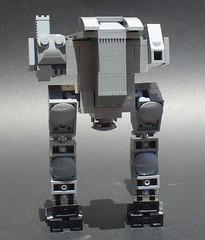 "LR-14 (""Luke"") Tags: robot lego walker meh mech landmate butnotatexasranger andofcourseitcantfitafig whydidyoueventhinkitcould youthinkiwouldactuallygotoallthattrouble mymechsarelikekeithsdoors nointeriorwhatsoever"