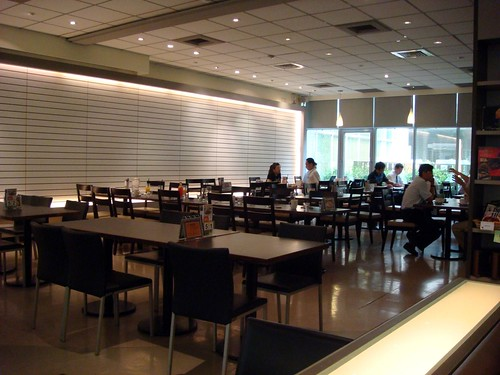 工研院的奇美咖啡廳