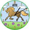 HorseColoringBook
