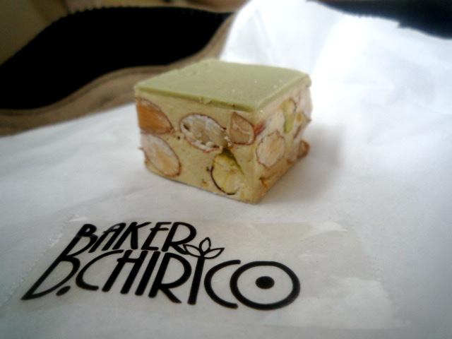 Baker D Chirico nougat
