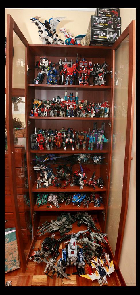 Toy Shelf 4 June 2009