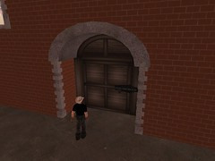 Second Life: Gandhi In Jail Build