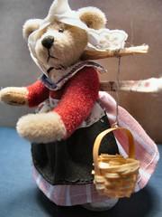 Mini Dutch Bear