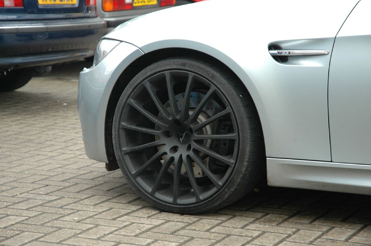E92 M3 with Breyton Alloys and