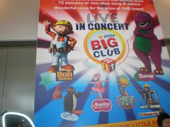 Little Big Club Concert banner